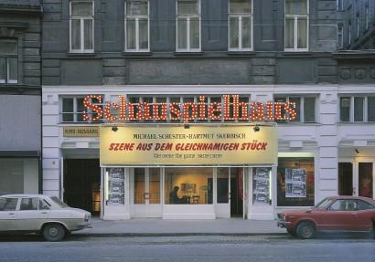 Szene aus dem Gleichnamigen Stück 1981 Titelbild