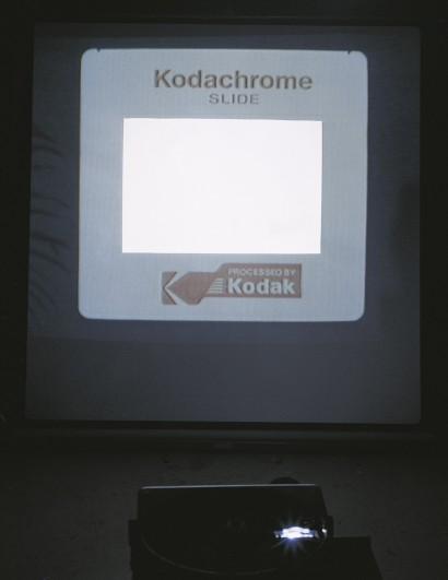 Slide 1990  Gemeinsam mit Michael Schuster  Symposium für Fotographie X Forum Stadtpark, Graz